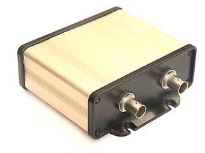 دیتالاگر پرسرعت تا 5 Ms/s نمونه بردار 24 بیتی 2 کانال سنسور ابزاردقیق 2 USB شرکت واپایش هوشمند دیتالاگر دما | مغناطیس | مانیتورینگ | حسگر حرکتی | لرزه نگاری | اتصال به متلب لبویو | matlab | Labview | ابزار دقیق