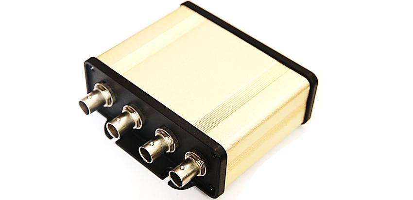نمونه بردار 16 بیتی 4 کاناله