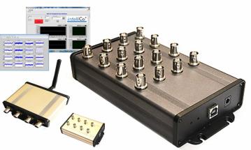 شرکت توسعه فناوری واپایش هوشمند - تولید کننده انواع دیتالاگر نمونه بردار دیتا DAQ تجهیزات ازمایشگاهی کنترلی