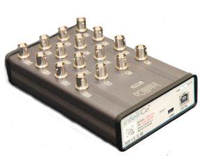 دیتالاگر 16 کاناله ۲۴ بیتی با سرعت 144kS/s بصورت همزمان